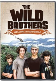 The Wild Brothers: Welcome to Our World DVD   -
