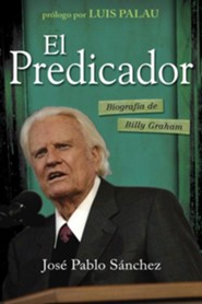El predicador, The Preacher  -     By: Jose Pablo Sanchez