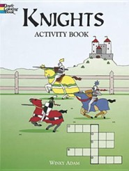 Knights Activity Book  -     By: Winky Adam