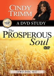 Prosperous Soul DVD Study  -     By: Cindy Trimm