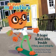 Pi Fright Skates into Trouble  -     By: Tracey Madder     Illustrated By: Melinda McPeak