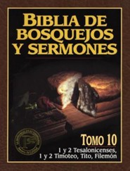 Biblia de Bosquejos y Sermones: 1 Tesalonicenses - Filemon