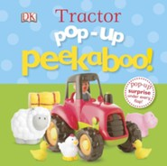 Pop-up Peekaboo: Tractor!