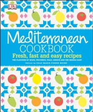 Mediterranean Cookbook  -