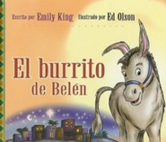 El burrito de Belen, Clopper, The Christmas Donkey  -     By: Emily King     Illustrated By: Ed Olson