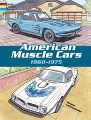 American Muscle Cars, 1960-1975  -     By: Bruce LaFontaine