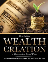 Wealth Creation  -     By: Muriel Wilson-Jeanselme