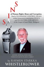 Sins of Human Rights Abuse and Corruption  -     By: Raymen Starkka
