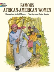 Famous African-American Women  -     By: Cal Massey