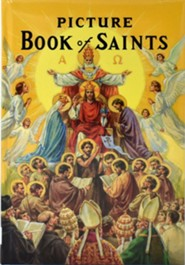 Picture Book of Saints  -     By: Lawrence G. Lovasik