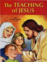 Teachings of Jesus, 10-Pack   -     By: Lawrence G. Lovasik