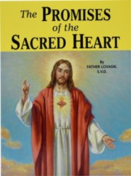 The Promises of the Sacred Heart, Pack of 10