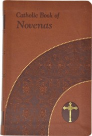 Catholic Book of Novenas  -     By: Lawrence G. Lovasik     Illustrated By: Tony Wolf