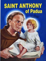Saint Anthony of Padua  -