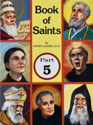 Book of Saints, Part 5, 10-Pack