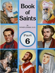 Book of Saints, Part 6