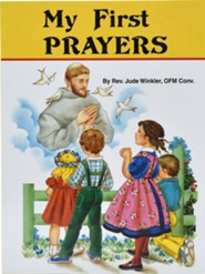 My First Prayers  -     By: Jude Winkler