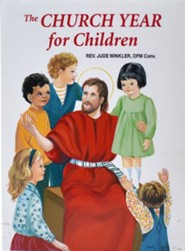 The Church Year for Children, Pack of 10