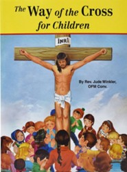 The Way of the Cross for Children, Pack of 10