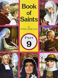 Book of Saints, Part 9