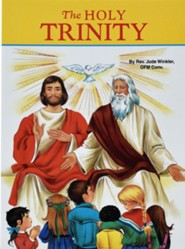 The Holy Trinity, Pack of 10   -     By: Jude Winkler