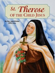 St. Therese of the Child Jesus - 10 pack