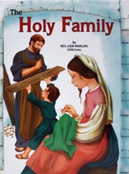 The Holy Family, Pack of 10