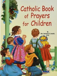 Catholic Book of Prayers for Children  -     By: Jude Winkler