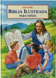 Biblia Ilustrada Para Ninos  -     By: Jude Winkler     Illustrated By: Todo Color