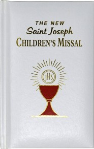 New Saint Joseph Children's Missal Girls Edition