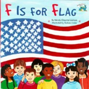 F Is for Flag  -     By: Wendy Cheyette Lewison     Illustrated By: Barbara Duke