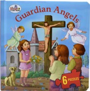 Guardian Angels (St. Joseph Beginner Puzzle Book)  -     By: Thomas Donaghy