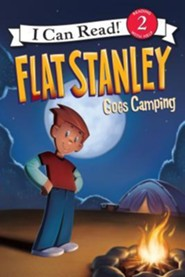 Flat Stanley Goes Camping  -     By: Jeff Brown     Illustrated By: Macky Pamintuan