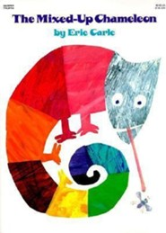 The Mixed-Up Chameleon  -     By: Eric Carle