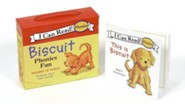 Biscuit Phonics Fun  -     By: Alyssa Satin Capucilli     Illustrated By: Pat Schories