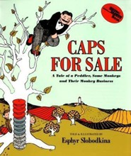 Caps for Sale Big Book  -     By: Esphyr Slobodkina     Illustrated By: Esphyr Slobodkina