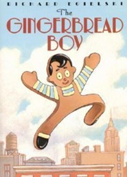 The Gingerbread Boy  -     By: Richard Egielski     Illustrated By: Richard Egielski