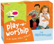 Play-n-Worship--Play-Along Bible Stories for Preschoolers