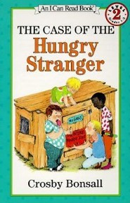 The Case of the Hungry Stranger  -     By: Crosby Bonsall