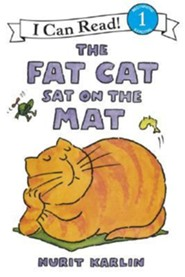 The Fat Cat Sat on the Mat  -     By: Nurit Karlin