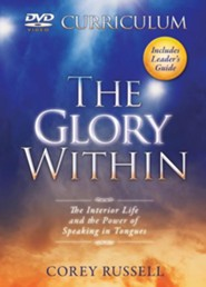 The Glory Within--DVD   -     By: Corey Russell