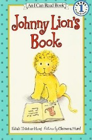Johnny Lion's Book  -     By: Edith Thacher Hurd     Illustrated By: Clement Hurd