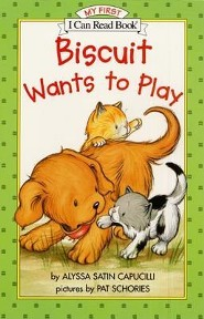 Biscuit Wants to Play  -     By: Alyssa Satin Capucilli     Illustrated By: Pat Schories