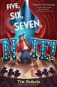 Five, Six, Seven, Nate!  -     By: Tim Federle