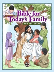 CEV Children's Illustrated New Testament: Contemporary English Version