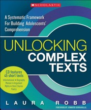 Unlocking Complex Texts   -     By: Laura Robb