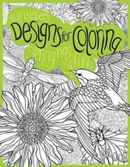 Designs for Coloring: Spring Has Sprung   -     By: Ruth Heller
