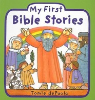 My First Bible Stories  -     By: Tomie DePaola