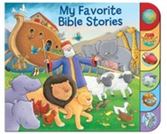 My Favorite Bible Stories  -     By: Matt Mitter