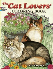 The Cat Lovers' Coloring Book  -     By: Ruth Soffer
